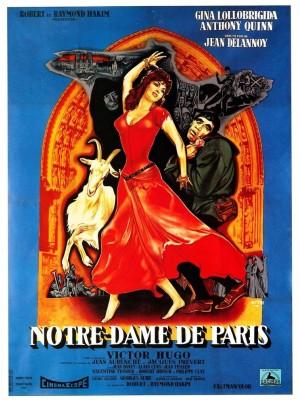 O Corcunda de Notre Dame - 1956