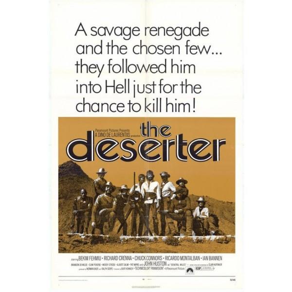 O Desertor - 1971
