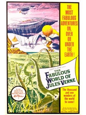 O Fantástico Mundo de Júlio Verne - 1958