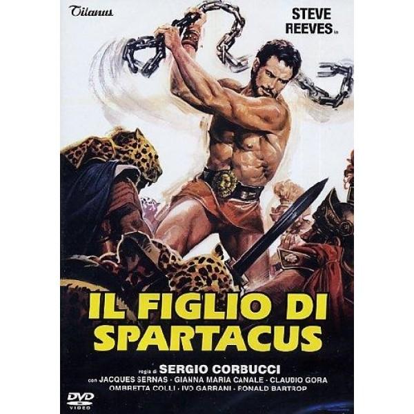 O Filho de Spartacus - 1962
