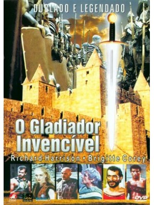 O Gladiador Invencível - 1961