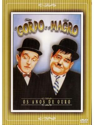 O Gordo e o Magro - O Anos de Ouro - 06 Curtas
