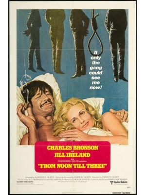 O Grande Assalto | 3 Horas Para Matar | O Proscrito e a Dama - 1976