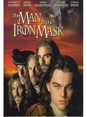 O Homem da Máscara de Ferro - 1998