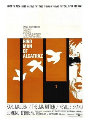 O Homem de Alcatraz - 1962