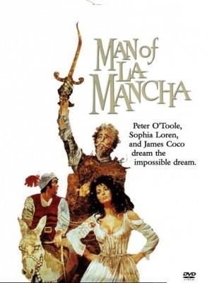 O Homem de La Mancha - 1972