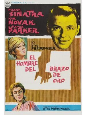 O Homem do Braço de Ouro - 1955