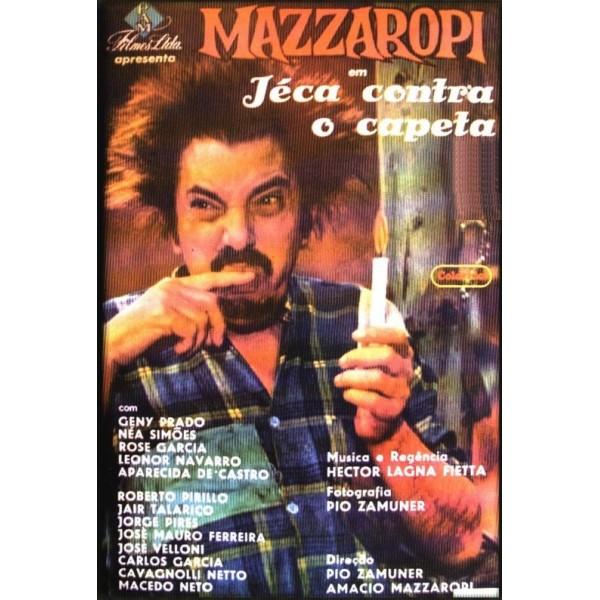 O Jeca Contra o Capeta - 1976