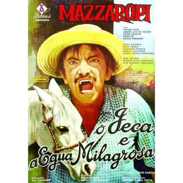 O Jeca e a Égua Milagrosa - 1980