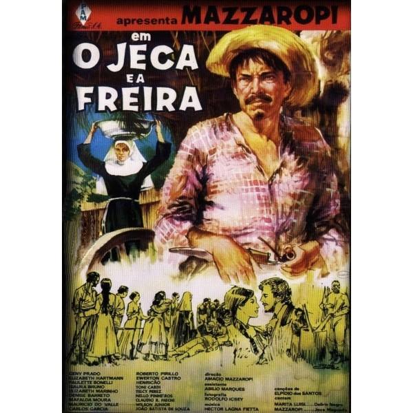 O Jeca e a Freira - 1967