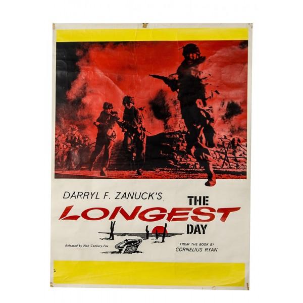 O Mais Longo dos Dias - 1962 - Duplo