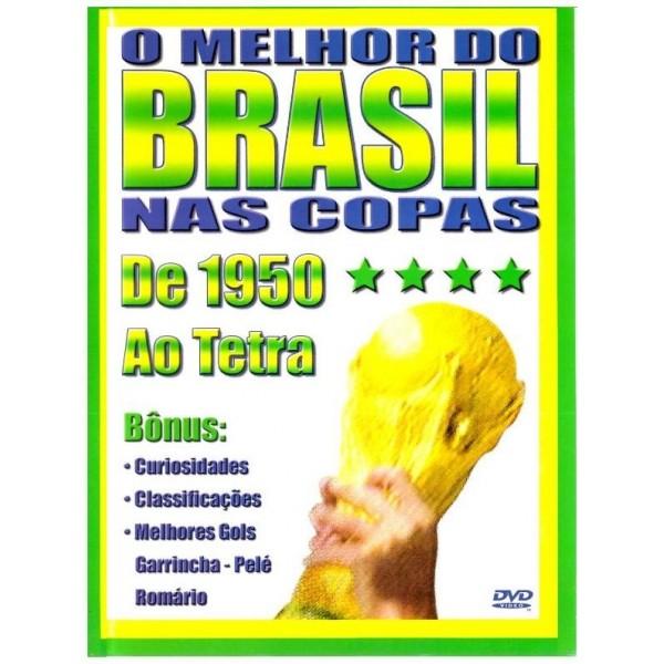 O Melhor do Brasil Nas Copas - 2002