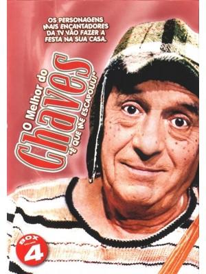 O Melhor do Chaves: É que Me Escapuliu - Vol. 04 - 1976