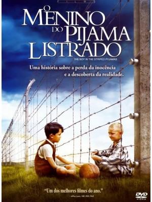 O Menino do Pijama Listrado - 2008