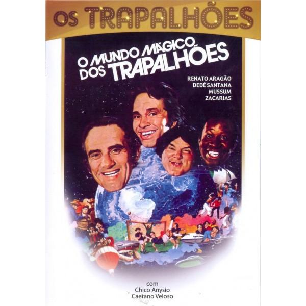 O Mundo Mágico Dos Trapalhões - 1981