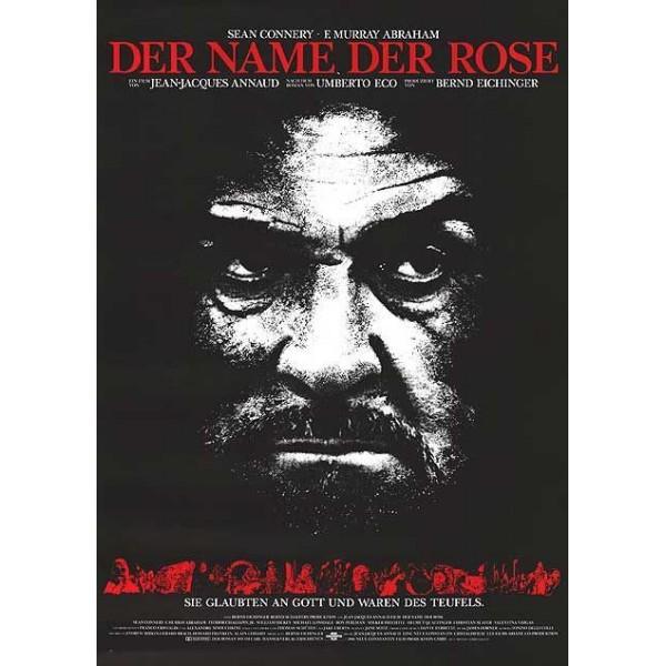 O Nome da Rosa - 1986