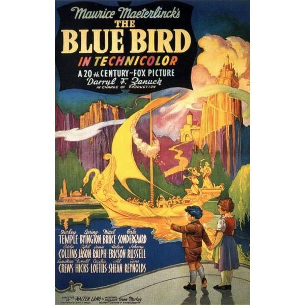 O Pássaro Azul - 1940