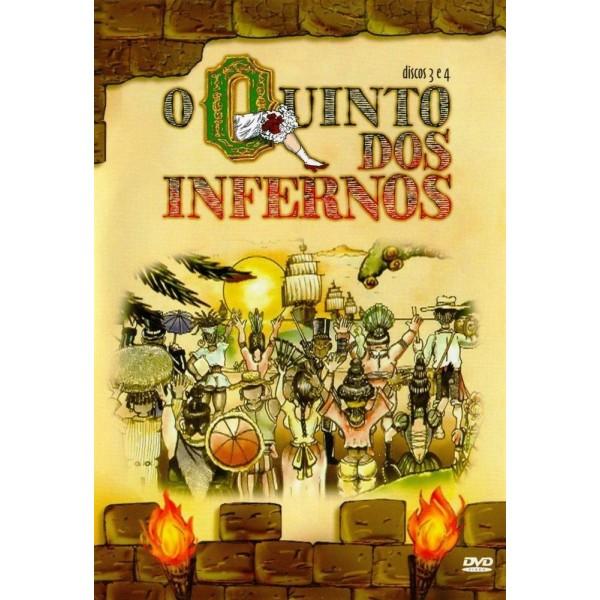 O Quinto Dos Infernos - 2002 - 04 Discos