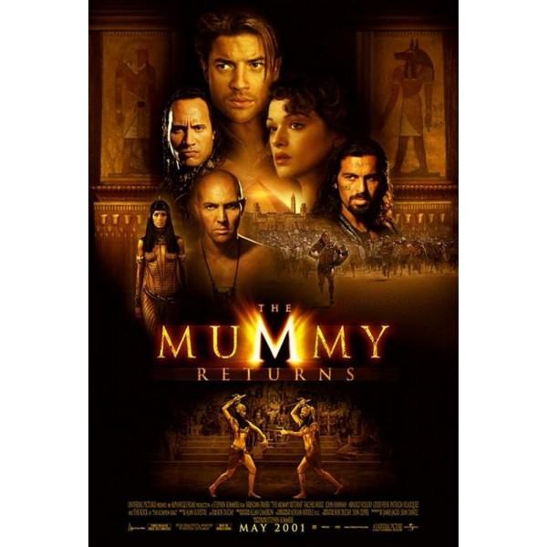 O Retorno da Múmia - 2001