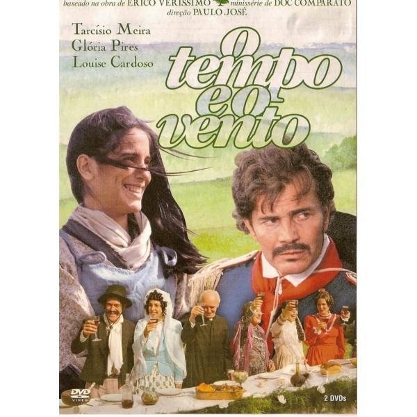 O Tempo e o Vento - 1985 - 02 Discos