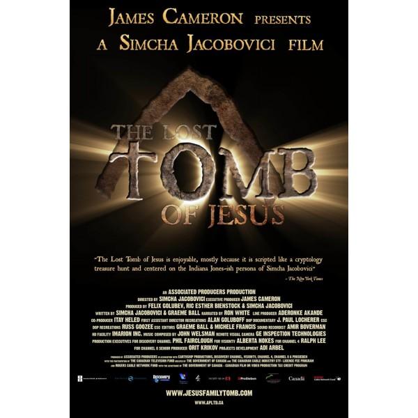 O Túmulo Secreto de Jesus - 2007