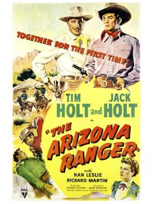 O Valente do Arizona   A Volta de um Herói - 1948
