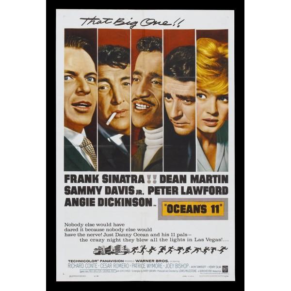 Onze Homens e Um Segredo - 1960