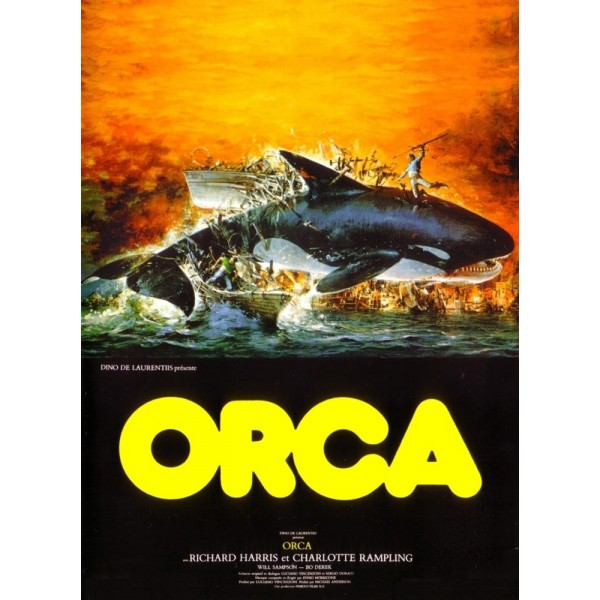 Orca - A Baleia Assassina - 1977