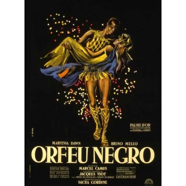Orfeu do Carnaval   Orfeu Negro - 1959