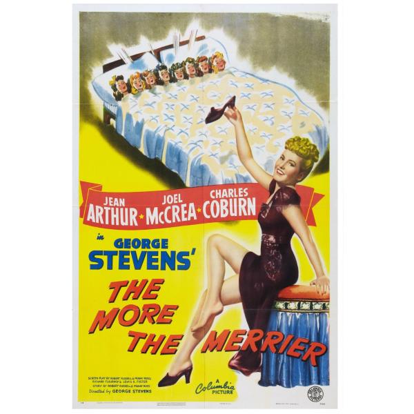 Original Pecado   Quanto Mais, Melhor - 1943