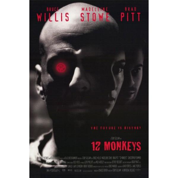 Os 12 Macacos - 1995