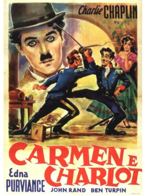 Os Amores de Carmen - 1916