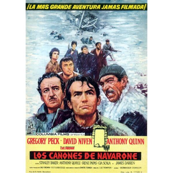 Os Canhões de Navarone - 1961