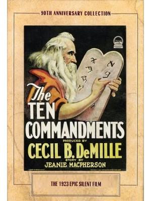 Os Dez Mandamentos - 1923