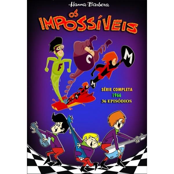 Os Impossíveis  - 1966|1967 - 04 Discos