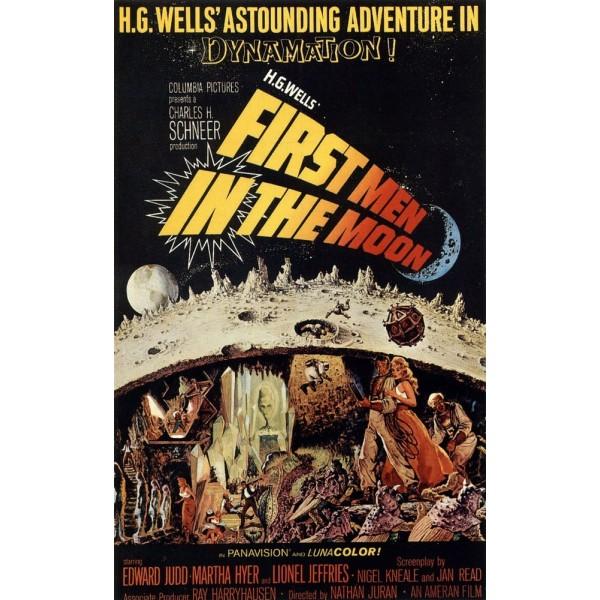 Os Primeiros Homens na Lua - 1964