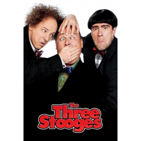 Os Três Patetas - 2012