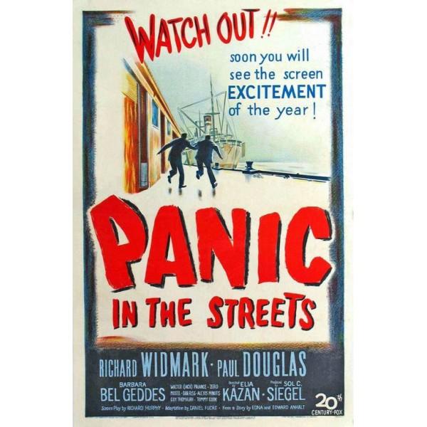 Pânico nas Ruas - 1950