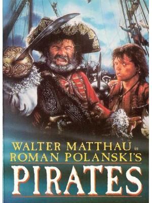 Piratas - 1986