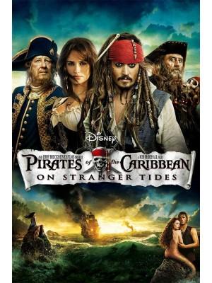 Piratas do Caribe - Navegando em Águas Misteriosas - 2011