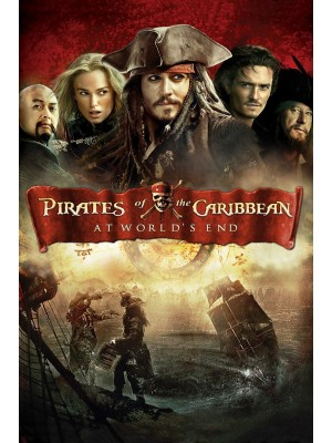 Piratas do Caribe - No Fim do Mundo - 2007