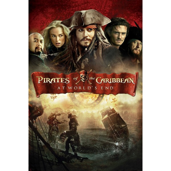 Piratas do Caribe - No Fim do Mundo - 2007