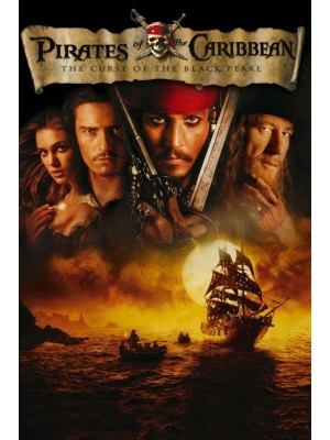 Piratas do Caribe: A Maldição do Pérola Negra - 2003 - Duplo