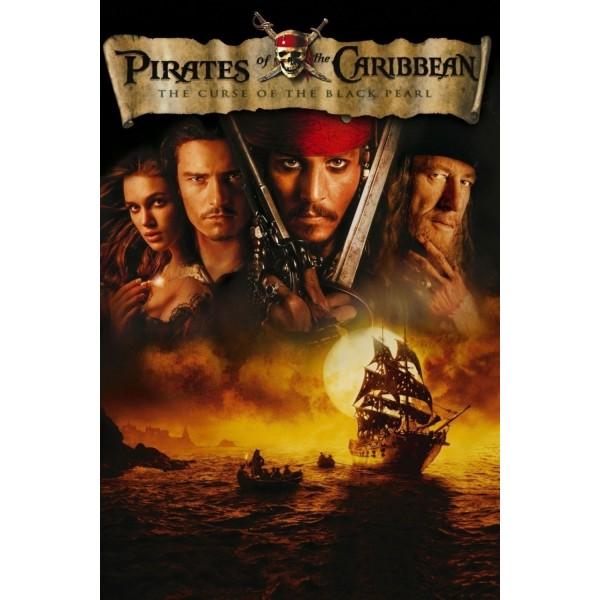 Piratas do Caribe: A Maldição do Pérola Negra -...