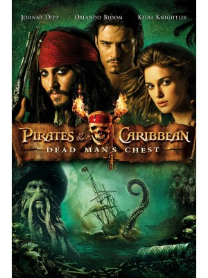 Piratas do Caribe: O Baú da Morte - 2006