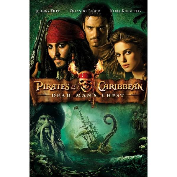 Piratas do Caribe: O Baú da Morte - 2006
