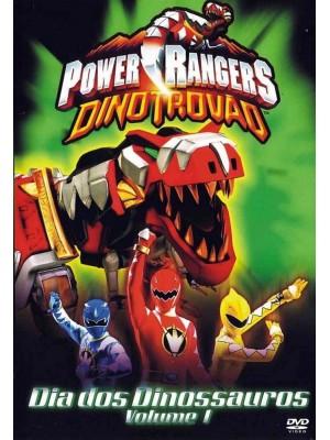 Power Rangers - Dinotrovão - Dia Dos Dinossauros - Vol. 1 - 2003