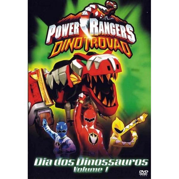 Power Rangers - Dinotrovão - Dia Dos Dinossauros ...
