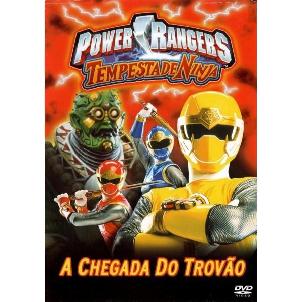 Power Rangers - Tempestade Ninja - A Chegada do Tr...