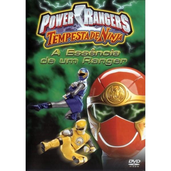 Power Rangers - Tempestade Ninja - A Essência de ...